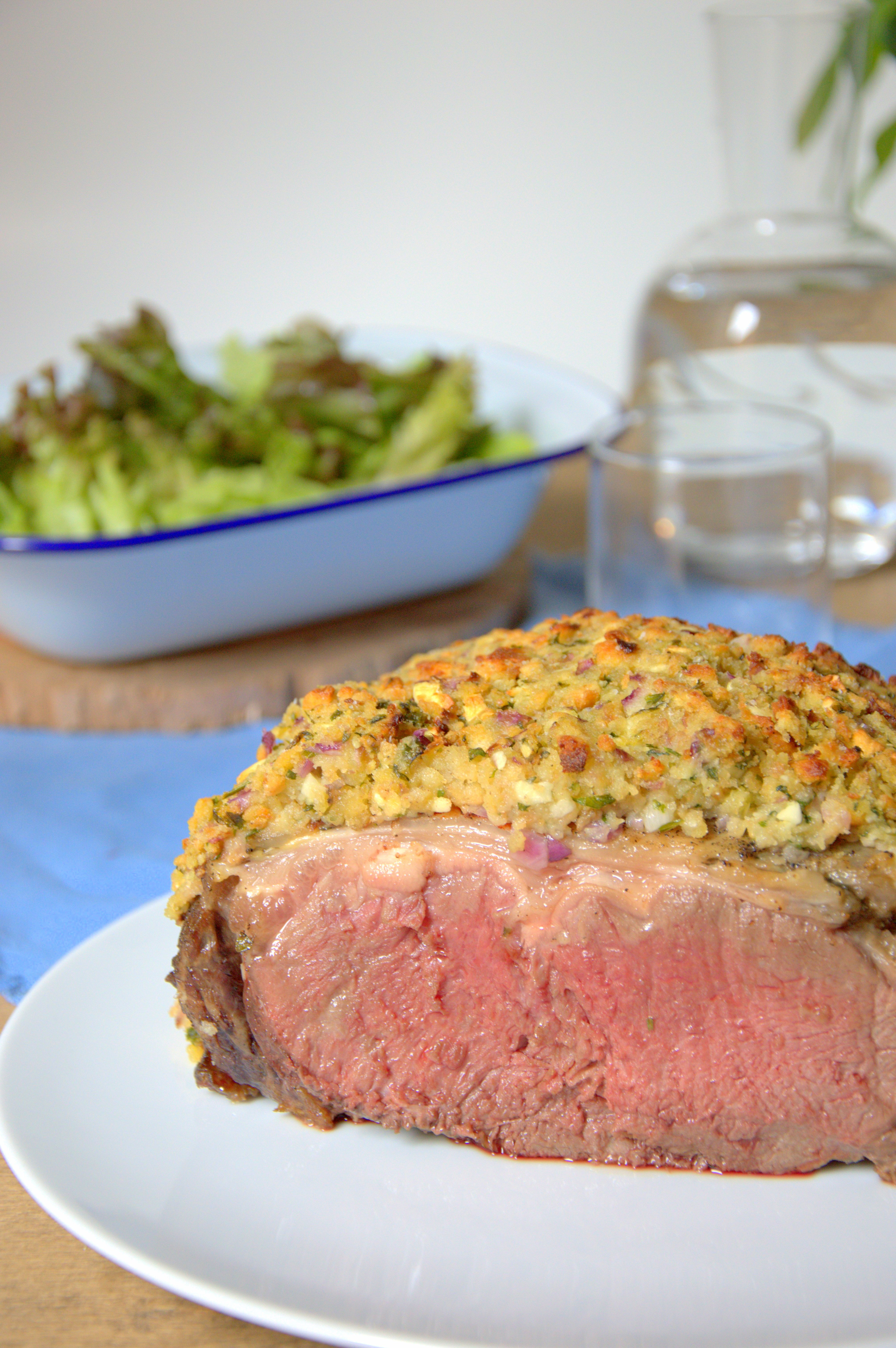 Roast Beef - Organizados