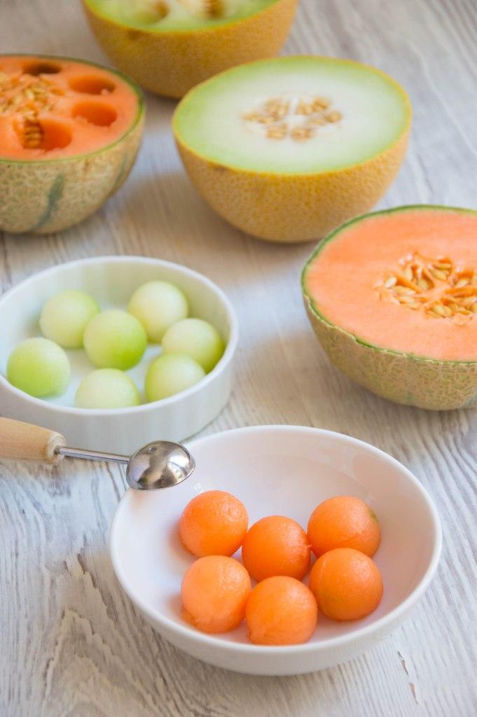 brocheta melón con jamón_