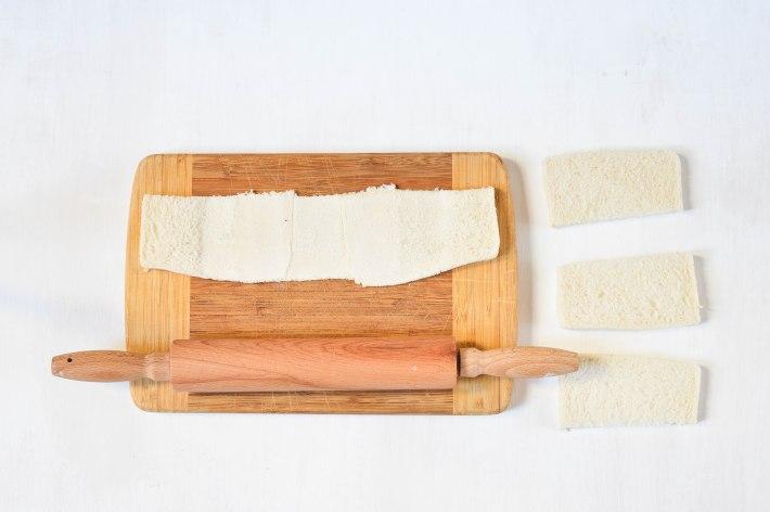 vasito de pan crujiente paso a paso