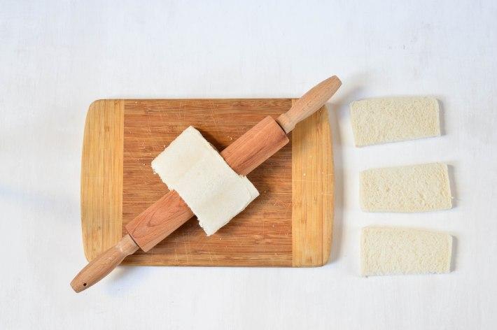 vasito de pan crujiente listo para hornear